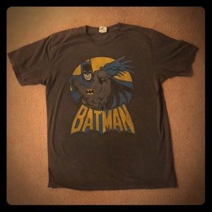 Vintage DC Comics Batman T-Shirt Size Medium